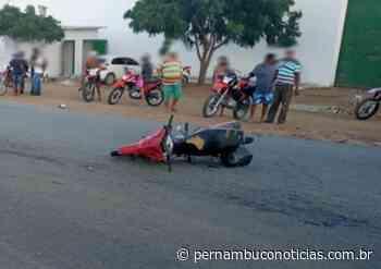 Acidente mata mulher em Santa Cruz do Capibaribe - Pernambuco Notícias