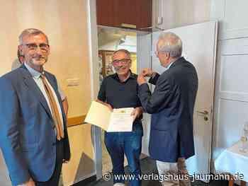 Zell im Wiesental: Vielseitiges Wirken gewürdigt - Verlagshaus Jaumann - www.verlagshaus-jaumann.de