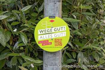 Zell im Wiesental: Die Wegearbeit stärker honorieren - Verlagshaus Jaumann - www.verlagshaus-jaumann.de