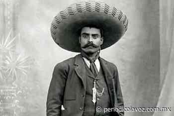 Zapata no murió en Chinameca - Periódico La Voz