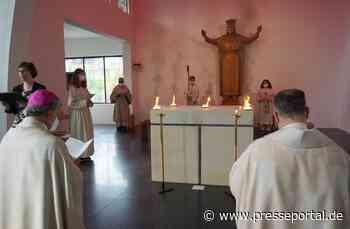 Altarweihe Brackenheim - Presseportal.de