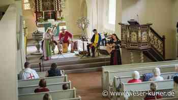 Lange Nacht der Kirchen in Syke: Von Vergnügen bis Nachdenklichkeit - WESER-KURIER - WESER-KURIER