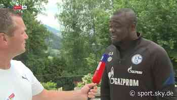 Schalke Video: Teammanager Gerald Asamoah im Trainingslager in Mittersill - Sky Sport