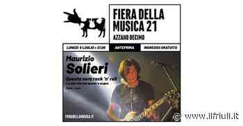 Maurizio Solieri in concerto ad Azzano Decimo - Il Friuli