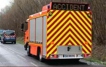 Seine-et-Marne. Près de Coulommiers, une conductrice gravement blessée après un accident sur la D 19 - La République de Seine-et-Marne