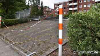 Quickborn: Parkchaos in Heinrich-Heine-Straße – leeres Parkdeck kann nicht genutzt werden   shz.de - shz.de