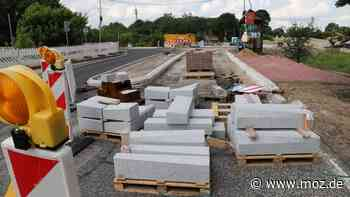 Verkehr Sperrung: Chaos zwischen Hennigsdorf, Velten und Bötzow erwartet – Tierpark-Besucher betroffen - moz.de