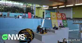 Oud zwembad in Wevelgem wordt pop-up wetenschapsexpo voor kinderen en jongeren - VRT NWS
