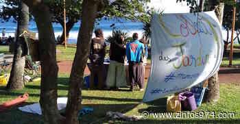 Projet d'hôtel à Manapany : Mobilisation symbolique à Grand Anse - ZINFOS974
