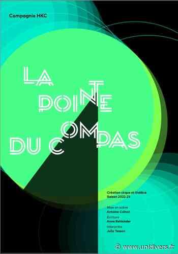La pointe du compas – Ateliers d'écriture Médiathèque du Segrais mercredi 15 septembre 2021 - Unidivers