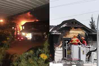 Seven Pakistanis, including four minors, killed in house blaze in Canada's Chestermere (VIDEO) - Daily Pakistan Global