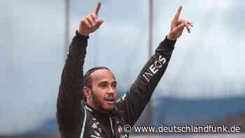 Formel-1 - Lewis Hamilton verlängert bei Mercedes - Deutschlandfunk