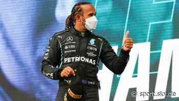 Formel 1 News: Lewis Hamilton verlängert bei Mercedes bis 2023 - Sky Sport