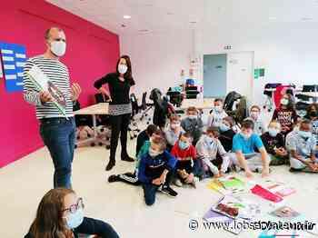 Somain : les élèves imaginent un monstre à partir d'un bruit - L'Observateur