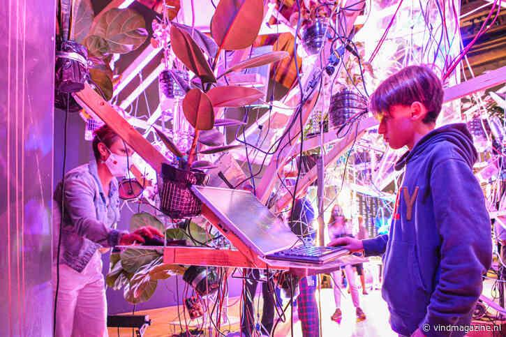 Kunst, natuur en wetenschap staan centraal in 'Biomodd [BRG13]'