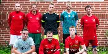DJK Eintracht Stadtlohn: Mit Teamgeist zum Klassenerhalt | Fußball - Münsterland Zeitung