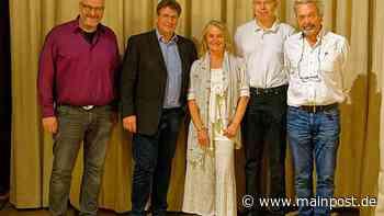 Kitzingen Von der Kall bleibt Vorsitzender der Kitzinger Ruderer - Main-Post