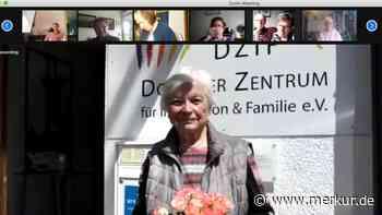 Dorfen: Hohe Ehre für eine starke Frau: Preis für DZIF-Gründerin Marianne Ehrler - Merkur Online