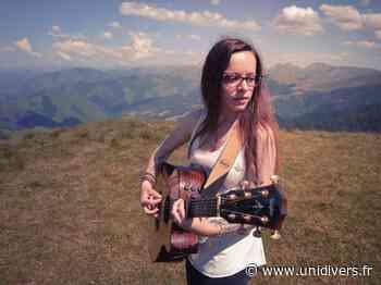 Concert de Wendy B Tarnos samedi 3 juillet 2021 - Unidivers
