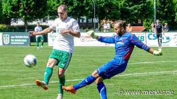 Später Ausgleich - TuS-Fußballer nur 2:2 in Holzkirchen - Merkur Online