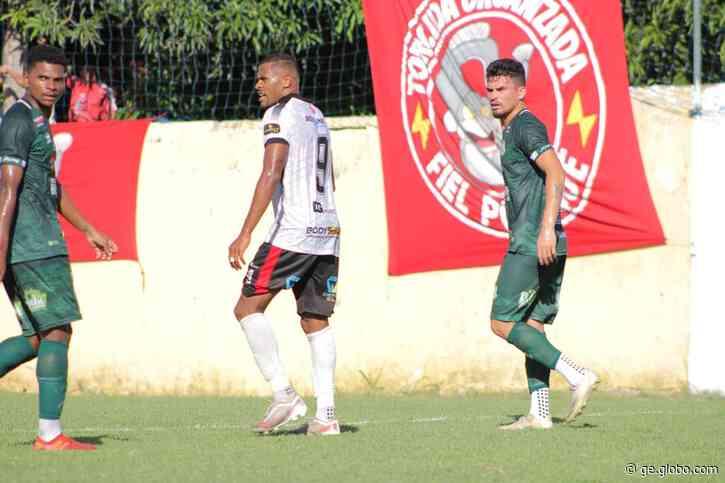 Paragominas domina Juventude-MA e vence fora de casa na Série D do Brasileiro - globoesporte.com