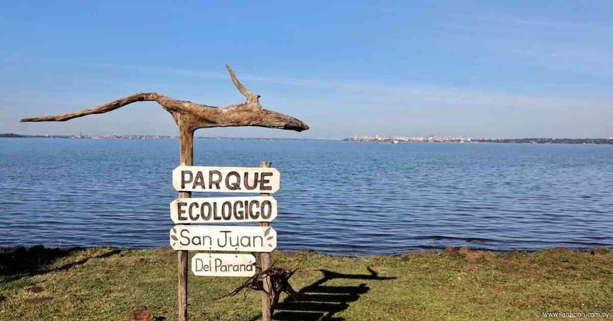 San Juan del Paraná, opción turística para nacionales y extranjeros - La Nación