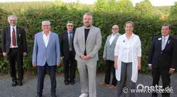 Volker Höcht neuer Präsident des Lions-Clubs Tirschenreuth - Onetz.de