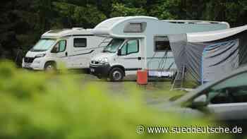 Urlaub auf dem Campingplatz auch in diesem Sommer ein Renner - Süddeutsche Zeitung