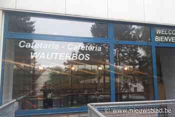 In cafetaria sportcentrum Wauterbos kwam nu ook een Open Huis