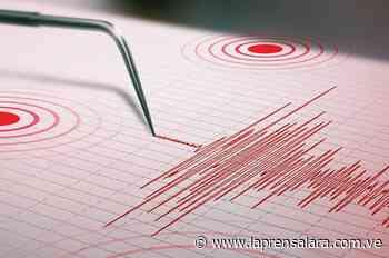 Funvisis registra sismo de 3.2 al noreste de Acarigua este #4Jul - La Prensa de Lara
