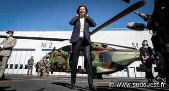 Biscarrosse : Florence Parly attendue à la DGA Essais de missiles - Sud Ouest