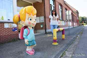 Tom & Lily maken Bornemse schoolomgeving veiliger (Bornem) - Gazet van Antwerpen