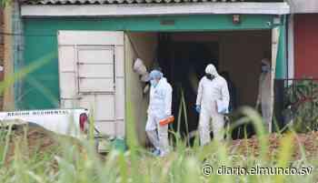 """Son """"más de 20 cadáveres"""" en la fosa clandestina de Chalchuapa, dice ministro de Seguridad - Diario El Mundo"""