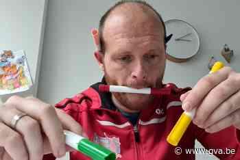 Volleybalcoaches steunen hun studerende spelers (Mortsel) - Gazet van Antwerpen Mobile - Gazet van Antwerpen