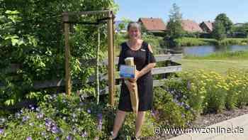 Ortsbilder in der Gemeinde Apen: Gepflegte Beete als Visitenkarte der Gemeinde Apen - Nordwest-Zeitung