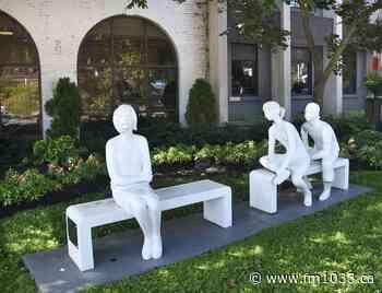 Un parcours d'art public pour les citoyens de Saint-Lambert - Fm1033.ca