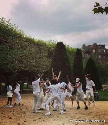 Poésie urbaine – Performance dansée + atelier découverte aux danses urbaines Ville de Gennevilliers mercredi 7 juillet 2021 - Unidivers