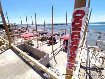 En Mazatlán, suspenden obra que invadía zona de Playa Cerritos - Noroeste