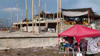 Promete Alcalde de Mazatlán investigar invasión en Playa Cerritos - Noroeste