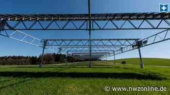 Erneuerbare Energien entlang der A 29: In Hatten und Wardenburg auf Doppelnutzung setzen - Nordwest-Zeitung