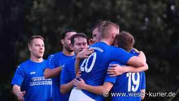 Fußball: TSV Ganderkesee trifft im Pokal auf den VfR Wardenburg - WESER-KURIER - WESER-KURIER