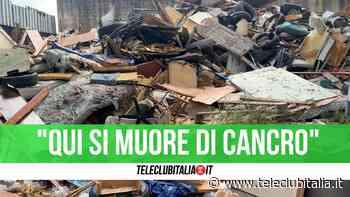 Afragola, il Rione Speranza continua ad essere una discarica a cielo aperto - Teleclubitalia.it