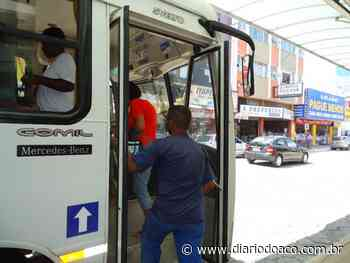 Qualidade do transporte público é tema de audiência em Coronel Fabriciano | Portal Diário do Aço - Jornal Diário do Aço