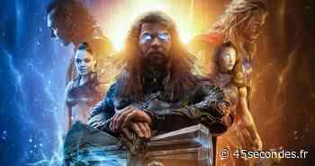 Taika Waititi dit que Thor : L'amour et le tonnerre sont la chose la plus folle qu'il ait jamais - 45 Secondes