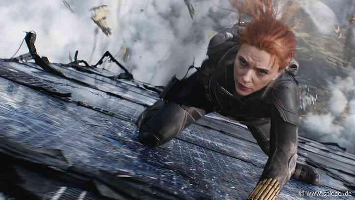 Neuer Avengers-Ableger »Black Widow«: Dieser Film ist eine Kampfansage an James Bond - DER SPIEGEL