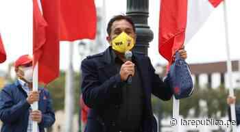 La Libertad: alcalde de Ascope reclama más dosis de vacunas para su provincia - LaRepública.pe