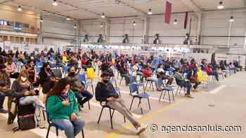 Más de 2.000 personas fueron citadas en Villa Mercedes para recibir primeras y segundas dosis de vacunas - Agencia de Noticias San Luis