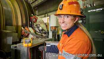 Mount Isa Mines apprentice a finalist in training awards - The North West Star