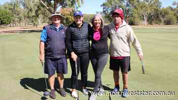 Ladies and mixed foursomes decided at Mount Isa Open - The North West Star