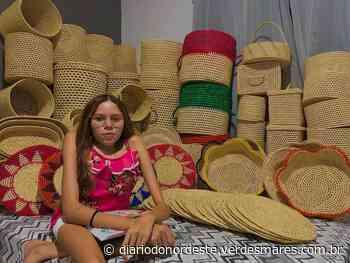 Influencer com deficiência de Aracati conscientiza sobre inclusão e importância do artesanato - Diário do Nordeste
